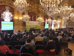 Conference, Lyon City all