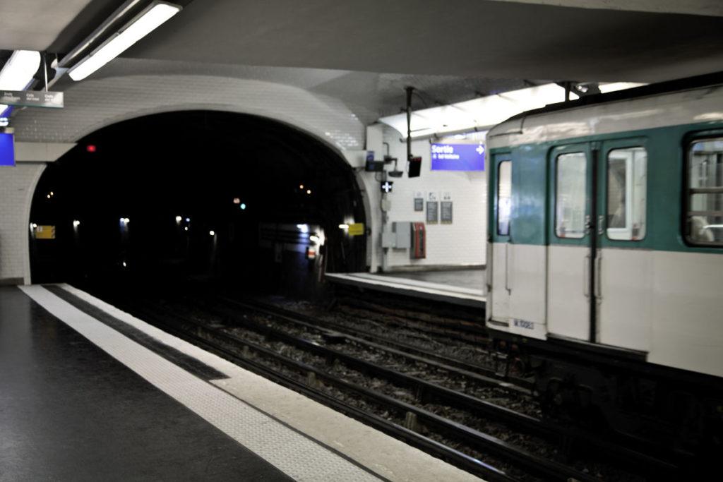 RATP chose the OKEENEA audio beacons