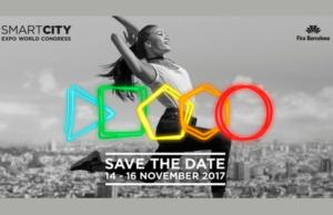 Smart City Expo 2018 Okeenea