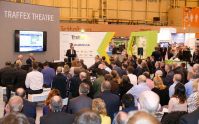 Meet us at Traffex in Birmingham April 2-4 to know about aBeacon