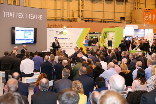 Meet us at Traffex in Birmingham April 2-4