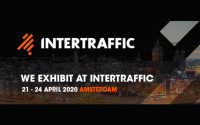 Intertraffic Amsterdam 2020: come and meet us stand 12.818