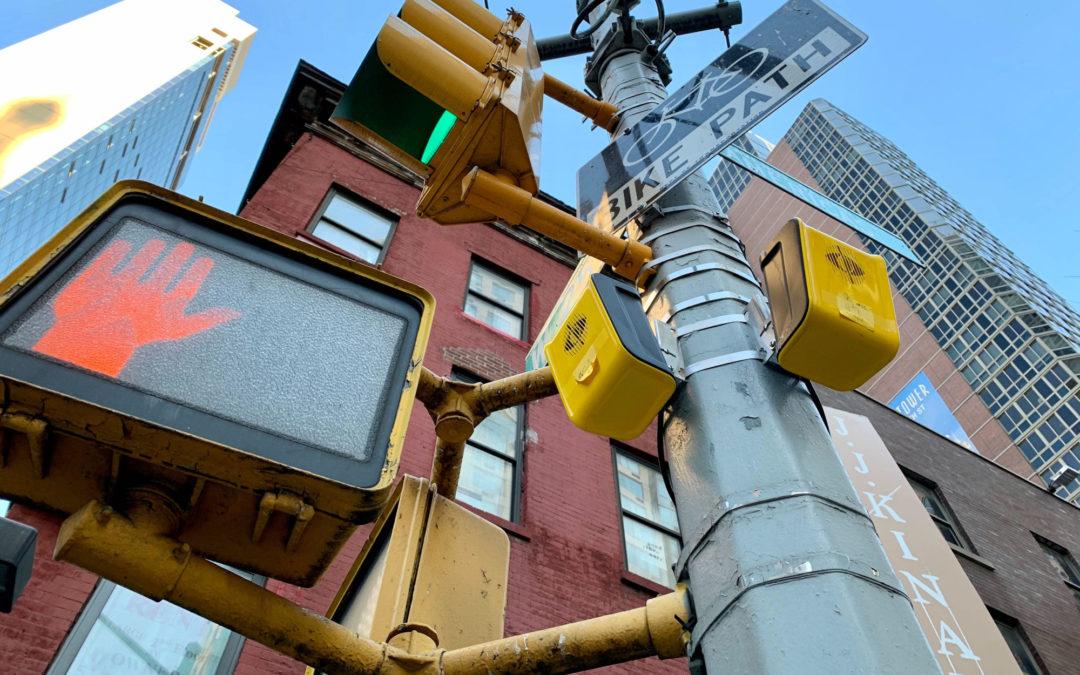 aBeacon: ¡instalación lista en Manhattan!